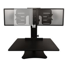 "15.5"" H x 28"" W Standing Desk Conversion Unit"