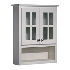 Cape Cod Series 25.5 W x 30.75 H Wall Mounted Cabinet by Coastal Collection