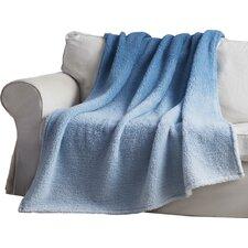 Jessica Ombre Throw Blanket