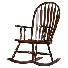 Dollison Rocking Chair with Arms