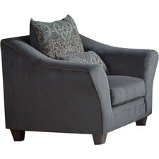 Roxborough Armchair by Alcott Hill