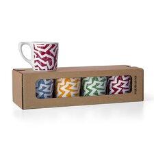 Cooper Hewitt 'Spinne' Coffee Mug Set (Set of 4)