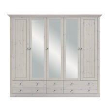 Monaco Hinged Door Wardrobe