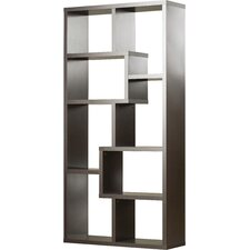 "Ansley 71"" Cube Unit Bookcase"