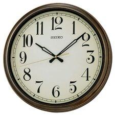 """Oversized 16"""" Weymouth Indoor/Outdoor Splash Resistant Wall Clock"""