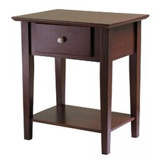 Campbell 1 Drawer Nightstand by Andover Mills