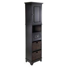 Pierrepont 1 Door Tall Cabinet by Three Posts