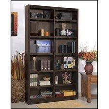 "Black Bear 84"" Standard Bookcase"
