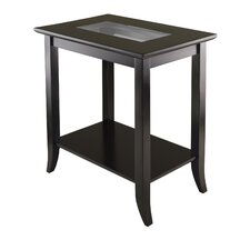Norfolk End Table by Charlton Home