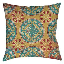 Theo Printed Throw Pillow