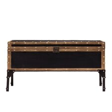 Radway Travel Coffee Table Trunk  by Astoria Grand