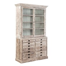 Apothecary 86 Standard Bookcase by Furniture Classics LTD