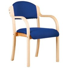 Bentwood Stacking Chair with Cushion