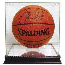 Basketball Glass Display Case