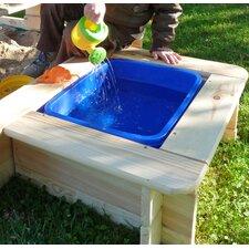 Rechteckig Matschbox Sand- und Wassertisch