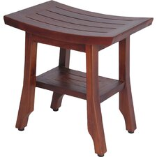 Satori Solid Teak Shower Seat