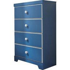 Bronilly 4 Drawer Dresser