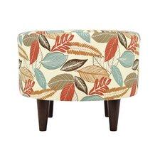 Flora-Foliage Sophia Ottoman by MJL Furniture