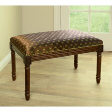 Dragonfly Wood Entryway Bench by 123 Creations