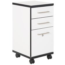 Chicago 3-Drawer Mobile Container