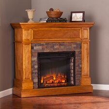 Bluff Canyon Thornton Convertible Electric Fireplace