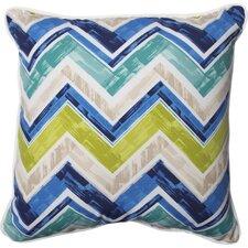 Marquesa Marine Indoor/Outdoor Throw Pillow (Set of 2)