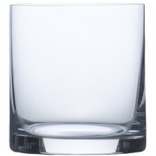 Laura 13.5 Oz Double Old Fashioned Glass (Set of 4)
