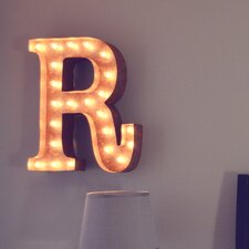 Letter Marquee Sign