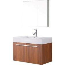 "Frausto 36"" Single Bathroom Vanity Set"
