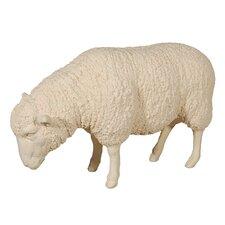 Lifesize Sheep Statue