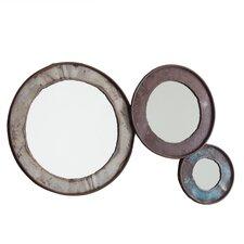 Oil Drum Bubble Mirror