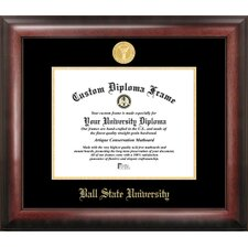 NCAA Gold Embossed Diploma Picture Frame