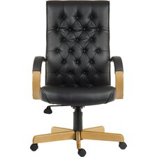 Vigo High-Back Leather Executive Chair
