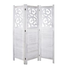 180cm x 135cm 3 Panel Room Divider