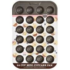 Sweet Creations Non-Stick Bake Perfect Mini Muffin Pan