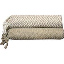 Cevenola Cotton Throw Blanket