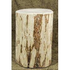 Abordale Cowboy Stump End Table by Loon Peak
