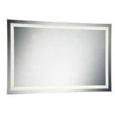 Large Front-Lit LED Mirror