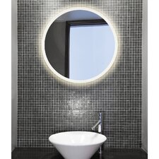 Edge-Lit LED Mirror