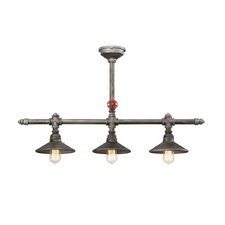 Zinco 3-Light Kitchen Island Pendant
