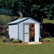Marco Series 8 Ft. W x 8 Ft. D Wood Storage Shed