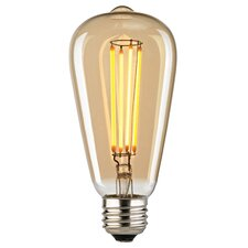Filament 4 Wattage Medium LED Light Bulb