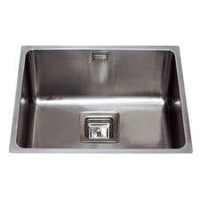 54 cm x 44 cm Undermount Single Bowl Kitchen Sink