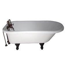 60 x 29.5 Soaking Bathtub Kit by Barclay