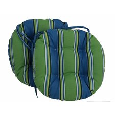 Outdoor Patio Chair Cushion (Set of 2)