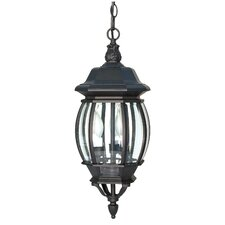 Mackintosh 3-Light Outdoor Hanging Lantern