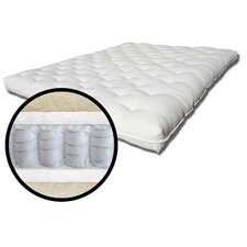 "Pure Comfort 9"" Cotton Soft Futon Mattress"