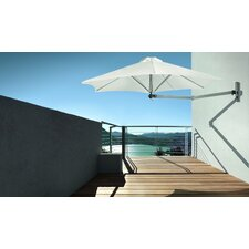 9' Paraflex Wall Mount Umbrella