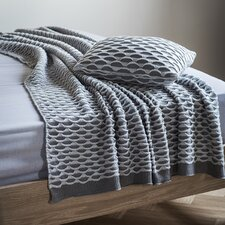 Arcos Knitted Throw