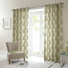 Harger Single Curtain Panel (Set of 2)